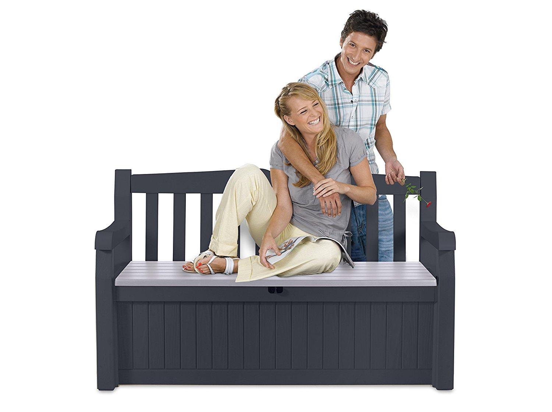 gartenbank mit truhe 31 meine. Black Bedroom Furniture Sets. Home Design Ideas